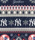 New York Yankees Fleece Fabric 58\u0022-Winter
