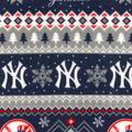 New York Yankees Fleece Fabric-Winter