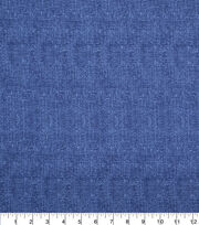 Keepsake Calico Cotton Fabric -Navy, , hi-res