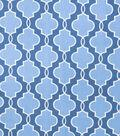Home Decor 8\u0022x8\u0022 Fabric Swatch-Upholstery Fabric Eaton Square Grace Sapphire
