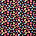 Super Snuggle Flannel Fabric-Cupcakes