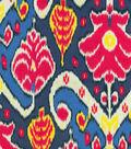 HGTV Home Upholstery Fabric 54\u0022-Two Rivers Gemstone