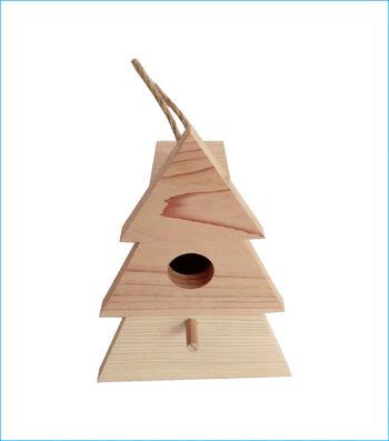 Camp Ann Tree Birdhouse