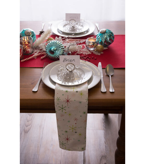 Design Imports Merry Christmas Ornament Table Set | JOANN