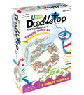 U-Create Doodletop Squiggly Stencil Kit-Sweets