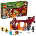 LEGO Minecraft 21154 The Blaze Bridge