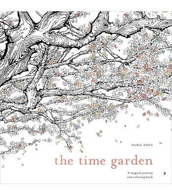 The Time Garden Coloring Book