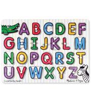 Melissa & Doug See-Inside Alphabet Peg (UC), , hi-res
