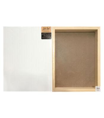 Fab Lab 12''x16'' Medium Gesso Board