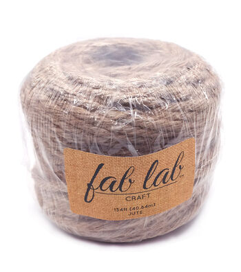 Craft Designer Jute 4 Ply 1lb 135'-Natural