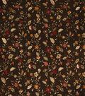 Home Decor 8\u0022x8\u0022 Fabric Swatch-Jaclyn Smith Fresno  Garden Spice