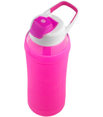 Bubba 28 oz. Capri Water Bottle with Silicone Sleeve-Pink