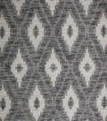 Lightweight Decor Fabric 54\u0022-Exuberant Silver