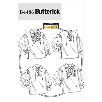 Butterick Pattern B4486 Adult