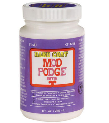 Mod Podge Hardcoat-8 oz./Satin