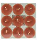Hudson 43 Candle & Light 9 pk Tealights-Gold Flame