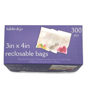 hildie & jo 300 pk 3''x4'' Reclosable Bags, , hi-res