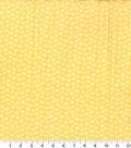 Quilter\u0027s Showcase Cotton Fabric 44\u0022-Daisy Yellow