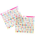 Freckled Fawn Vellum Alpha Stickers-Doodle Phrase
