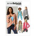 Butterick Misses Jacket-B5789