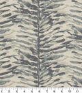 SMC Designs Multi-Purpose Decor Fabric 56\u0027\u0027-Denim Toyger