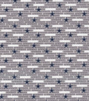 Dallas Cowboys Cotton Fabric -Mini Print, , hi-res