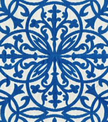 "Sunbrella Outdoor Fabric 54""-Maldives Paradise Blue"