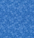Keepsake Calico Cotton Fabric 43\u0022-Floral on Navy