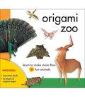 Sterling Publishing-Origami Zoo Kit