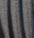 P/K Lifestyles Multipurpose Decor Fabric-Willa Charcoal