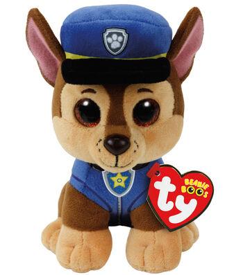 TY Beanie Boo Shepard Dog-Chase