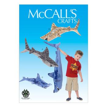 McCall's Crafts Animals-M7103
