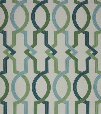 "Richloom Studio Upholstery Fabric 54""-Endure/Peacock"