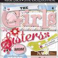 Nest The Girls Embellishment