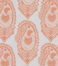 45\u0022 Home Essentials Fabric-Josiane Panorama Peach Spice