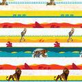 Disney Lion King Cotton Fabric-Prideland