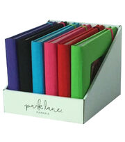 Park Lane Paperie 7.63''x5.5'' Fabric Covered Brag Book Album, , hi-res
