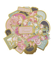 Kaisercraft Collectables Cardstock Die-Cuts-With Love, Coloured, , hi-res