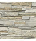 WallPops NuWallpaper Peel & Stick Wallpaper-Slate