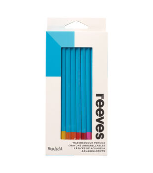 Reeves Watercolor Pencils 36/Set-