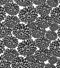 Quilter\u0027s Showcase Fabric -Navy Mum Floral