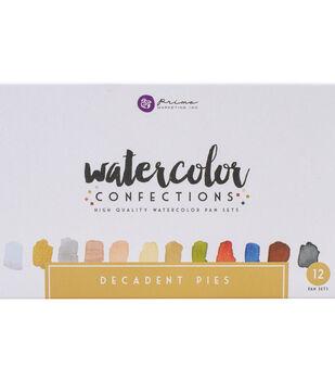 Decadent P-watercolor Confectns