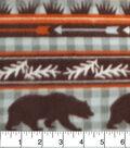 Anti-Pill Fleece Fabric 59\u0022-Survivalist Wilderness