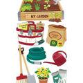 Jolee\u0027s Boutique Le Grande Dimensional Sticker-Gardening
