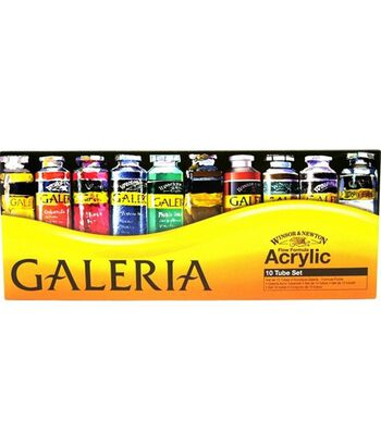 Galeria Acrylic Set