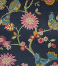 Richloom Studio Lightweight Decor Fabric 54\u0022-Vixen/Charcoal