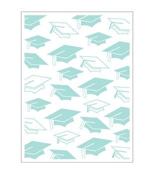 Park Lane A2 Embossing Folder-Graduation