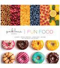 Park Lane 12\u0022x12\u0022 Paper Pad-Fun Food