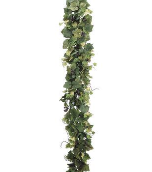 Bloom Room 66'' Grape Ivy Garland