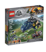 LEGO Jurassic World Blue's Helicopter Pursuit 75928, , hi-res